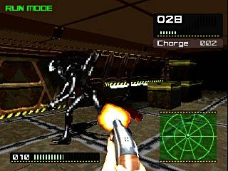 Avis Retrogaming : Alien Trilogy sur Sega Saturn et Playstation