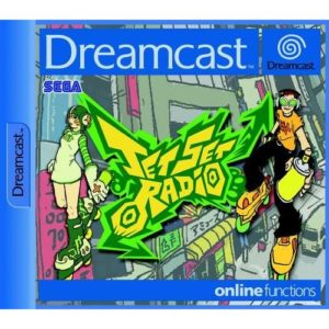 Avis Retrogaming : Jet Set Radio, le jeu culte de la SEGA Dreamcast blog retrogaming
