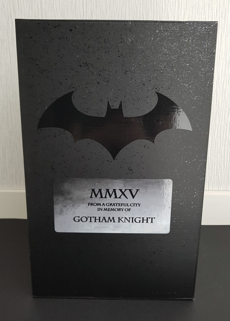 Unboxing : BATMAN - Arkham knight : l'édition limitée détaillée blog gaming jeux video lageekroom