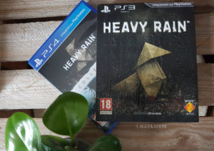 Heavy Rain, le jeu narratif de David Cage Lageekroom Test PS4