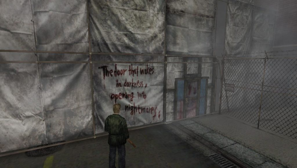 Silent Hill 2 analyse retrogaming blog gaming lageekroom konami