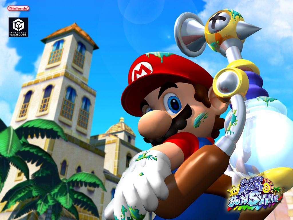 super mario sunshine nintendo switch blog jeux video lageekroom