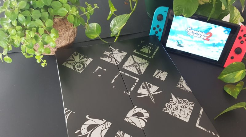 Unboxing – Xenoblade Chronicles 2 collector sur Nintendo Switch