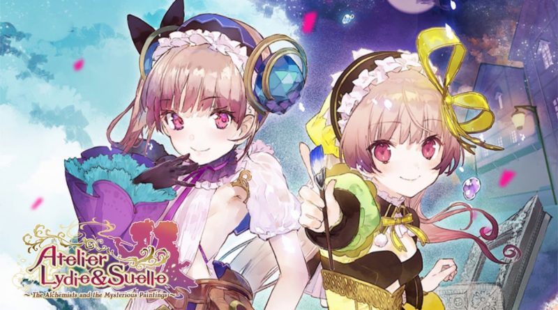 ATELIER LYDIE & SUELLE: THE ALCHEMISTS AND THE MYSTERIOUS PAINTINGS : vidéo et infos !