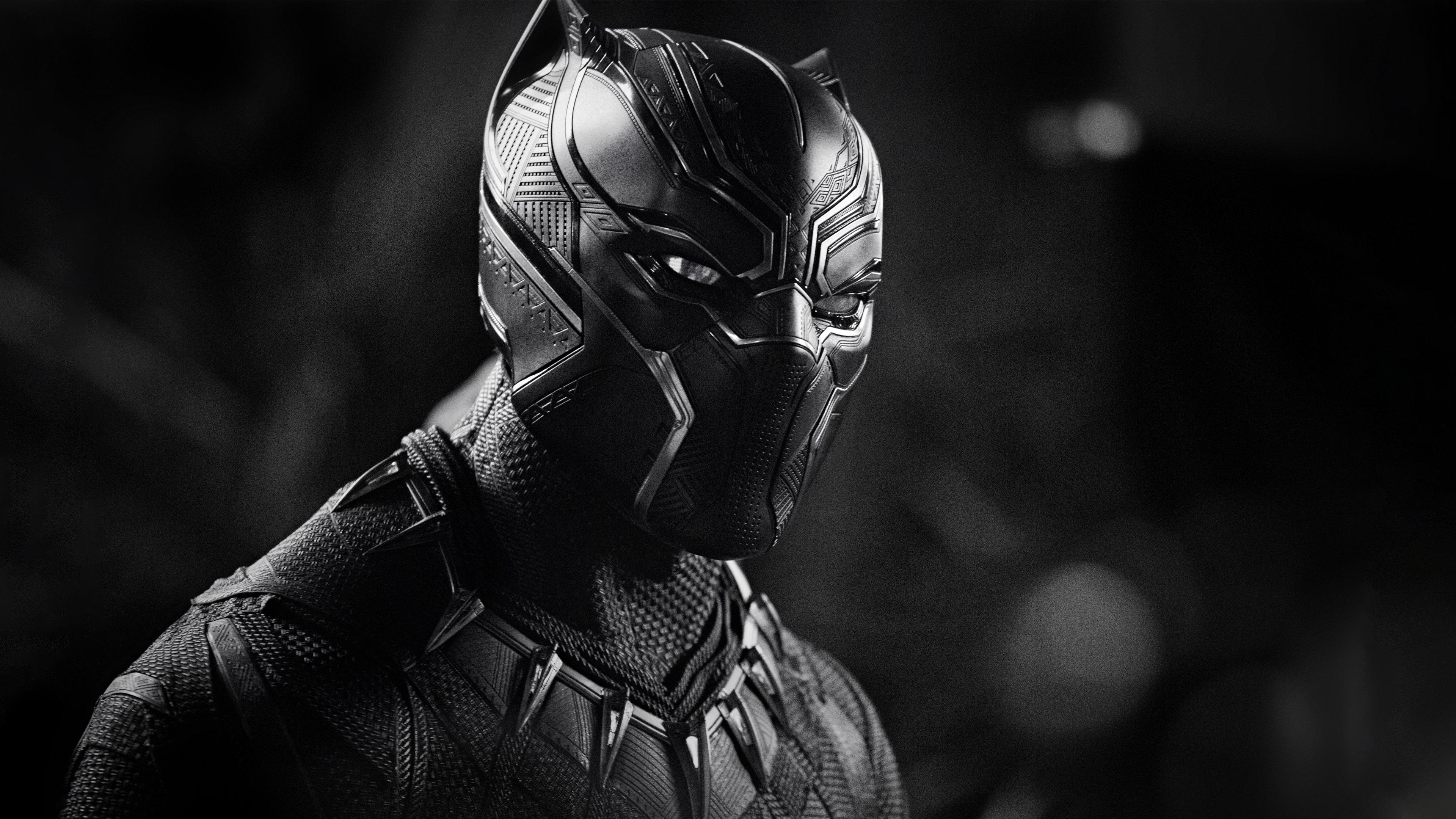 Black Panther wallpaper critique ciné blog gaming lageekroom