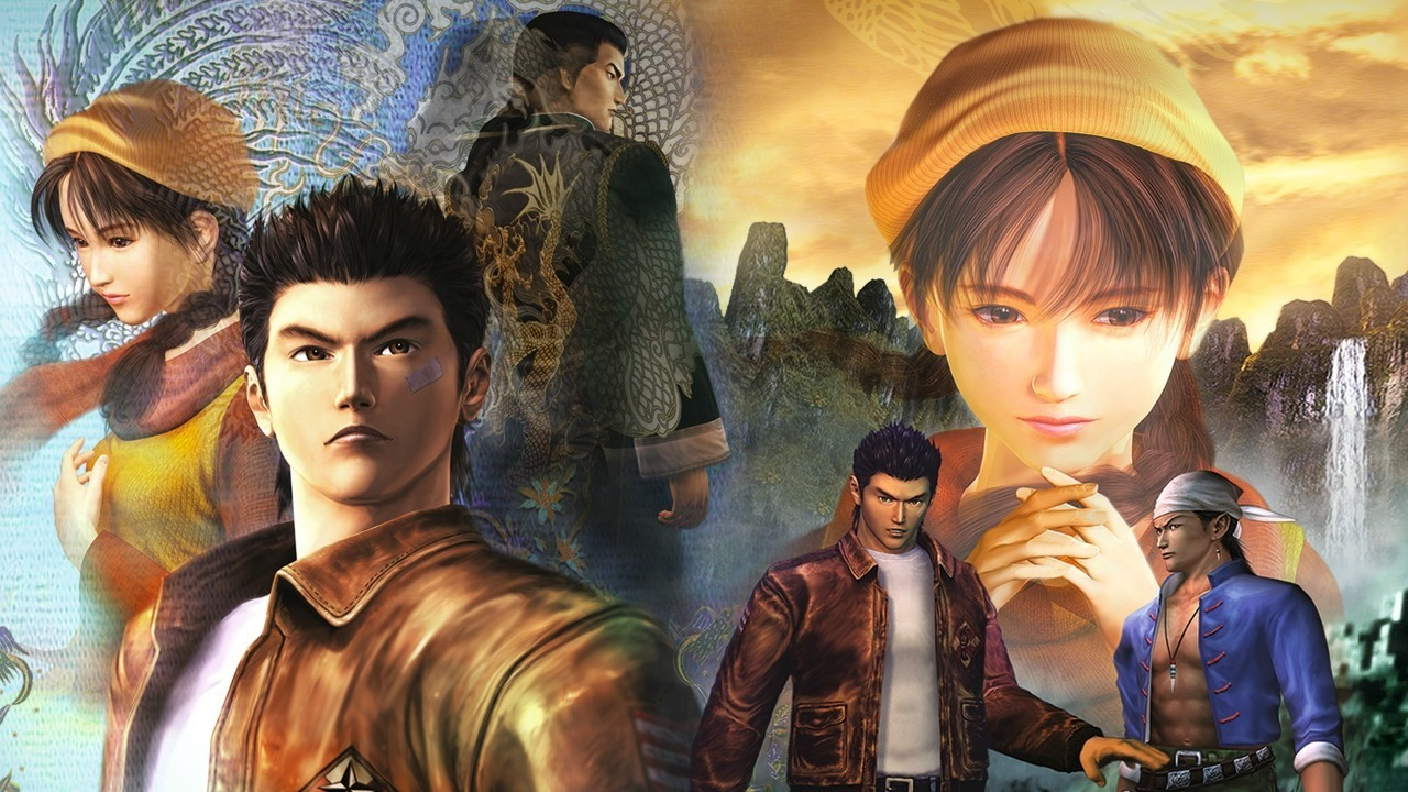 Shenmue Remaster Lageekroom Blog Gaming