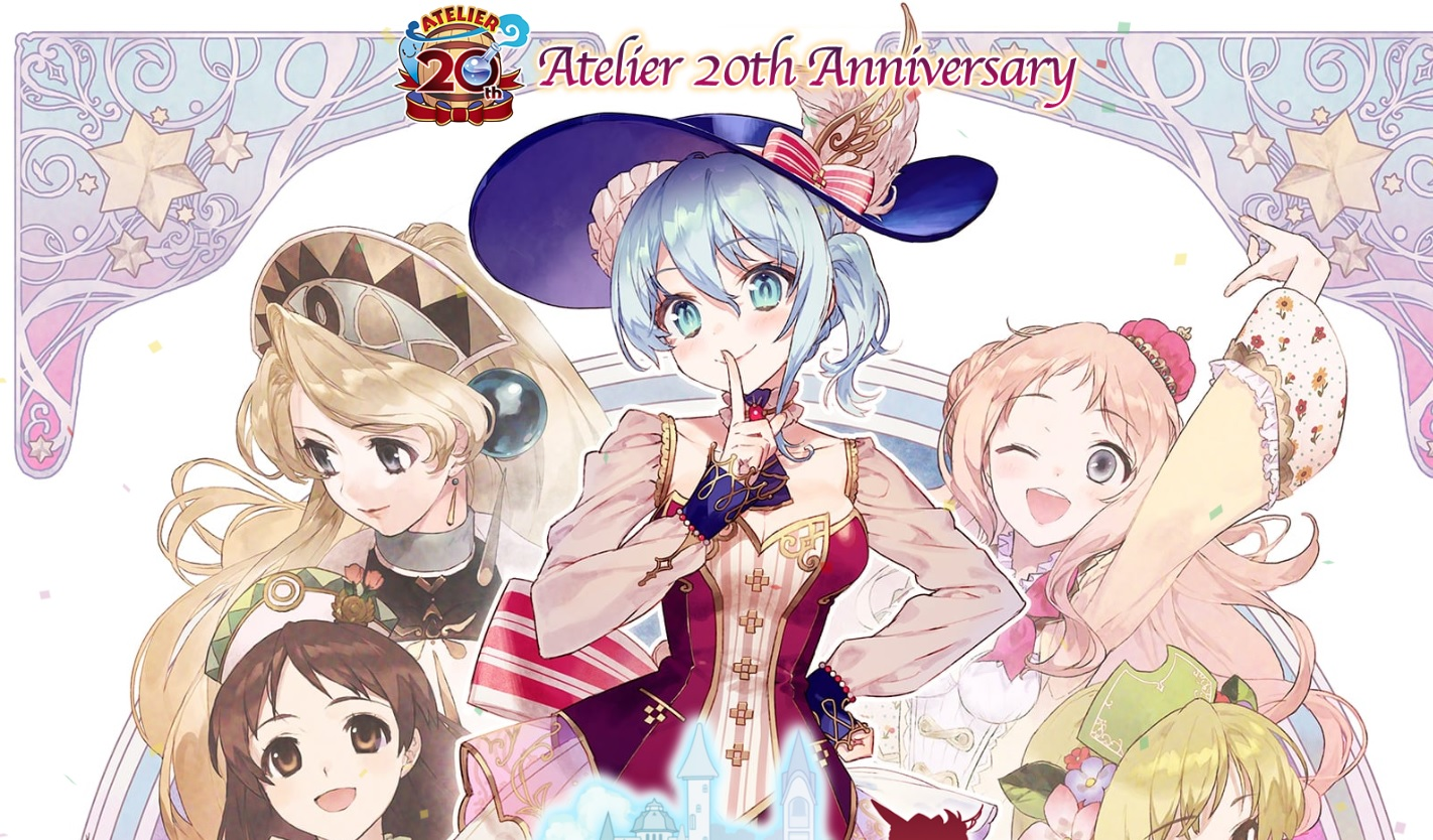 Nelke & the Legendary Alchemists: Ateliers of the New World Lageekroom Blog Gaming