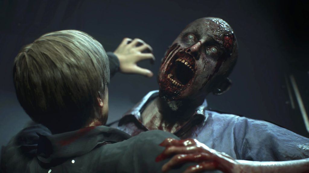 TEST : Resident Evil 2, Claire et Léon capcom survival horror blog gaming lageekroom zombies