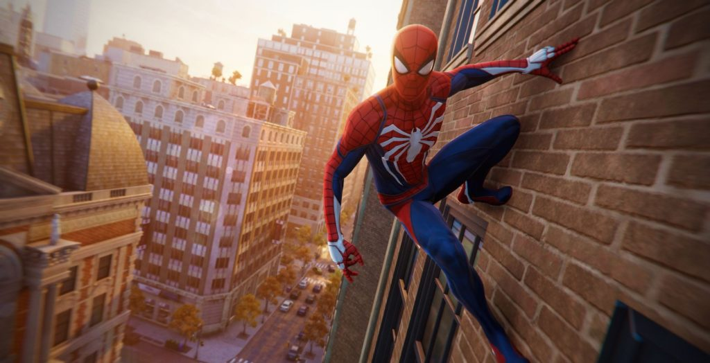 Test Spider-Man PS4 Lageekroom Blog Gaming