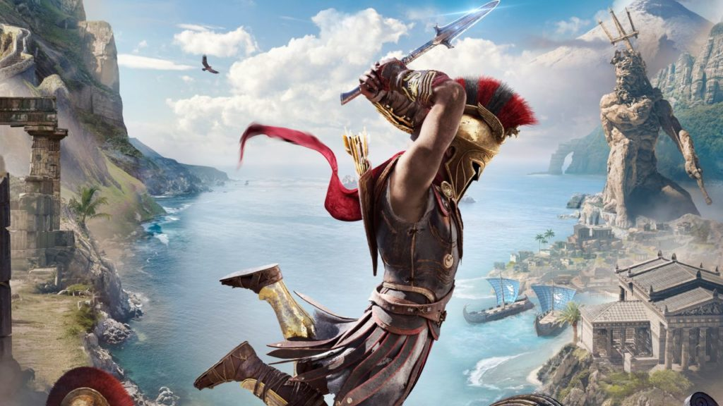 Assassin's Creed Odyssey PS Store Playstation 4 blog gaming Lageekroom