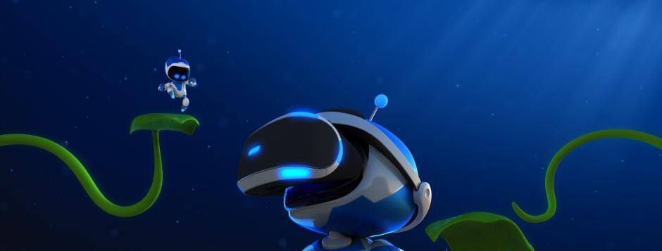 Astro bot démo PSVR lageekroom blog gaming
