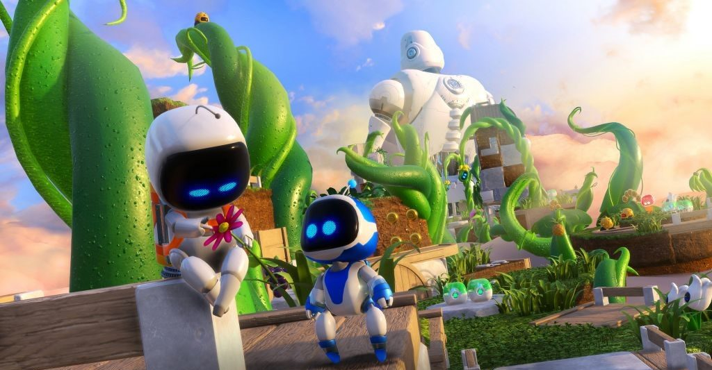 Test Astro Bot Rescue Mission PSVR Blog Gaming Lageekroom