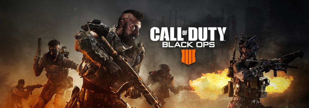 Black Ops 4 Activision PS4 Xbox One X Call of Duty Lageekroom blog gaming