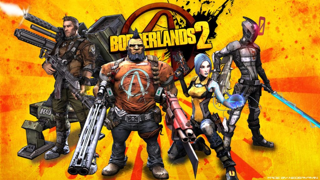 Borderlands 2 VR Sony Playstation 4 Lageekroom Blog gaming