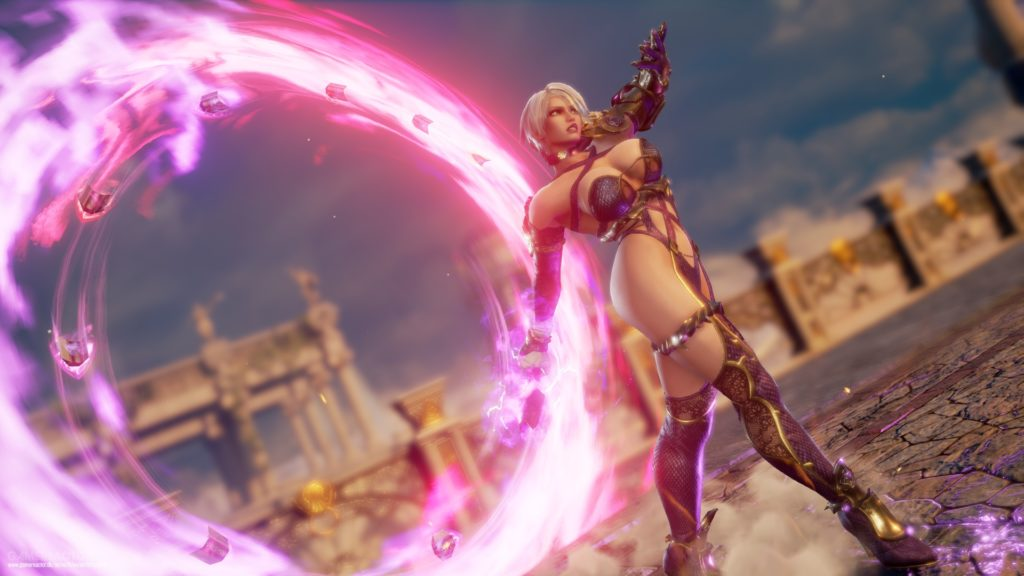 Test Soul Calibur VI Namco Bandai Lageekroom Blog Gaming