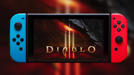 Test Diablo 3 Nintendo Switch Blizzard Activision Blog Gaming Lageekroom