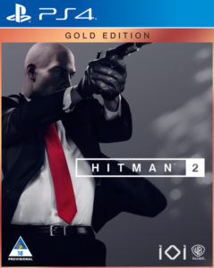 test hitman 2 lageekroom blog gaming warner bros xbox one x agent 47