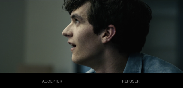 Avis test Netflix Bandersnatch Black Mirror série interactive choix lageekroom blog gaming