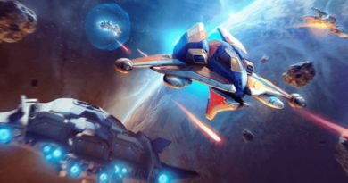 Le shoot'em up Space Justice est disponible sur iOS et Android
