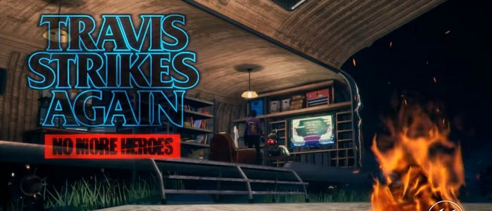 Test : Travis Strikes Again - No More Heroes nintendo switch blog gaming lageekroom