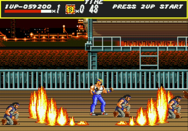 test retrogaming streets of rage megadrive blog gaming lageekroom sega