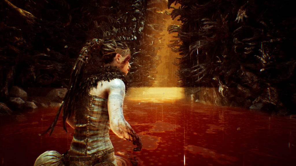 Hellblade: Senua's Sacrifice, explications avis fin version Xbox One X blog gaming lageekroom Ninja Theory