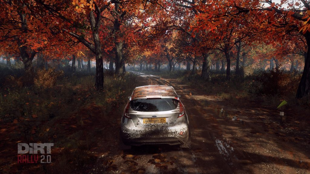 Test DiRT Rally 2.0 lageekroom blog gaming Koch Media Codemasters