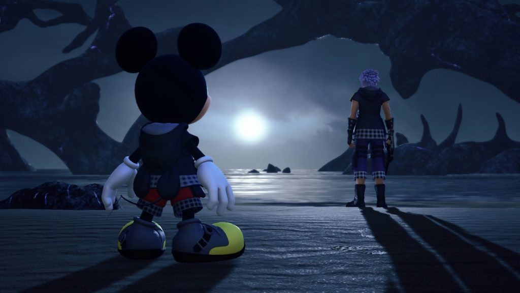 TEST Kingdom Hearts III avis blog gaming lageekroom disney marvel square enix final fantasy