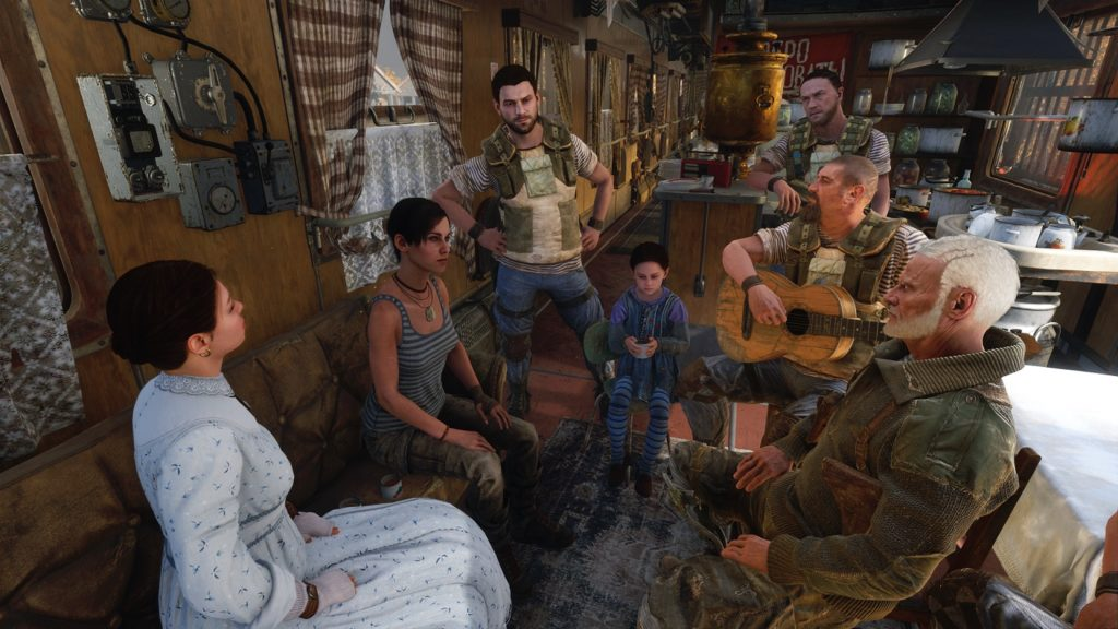 Test Metro Exodus blog gaming lageekroom 4A Games Deep Silver Koch Media avis Xbox One X
