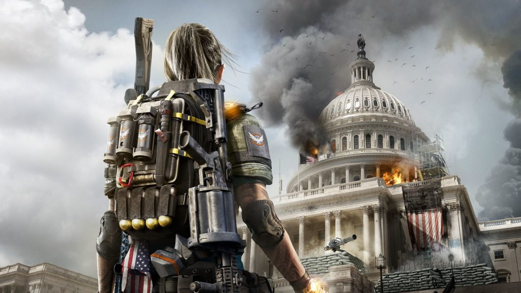 AVIS Bêta The Division 2 ubisoft blog gaming xbox one x coopération lageekroom