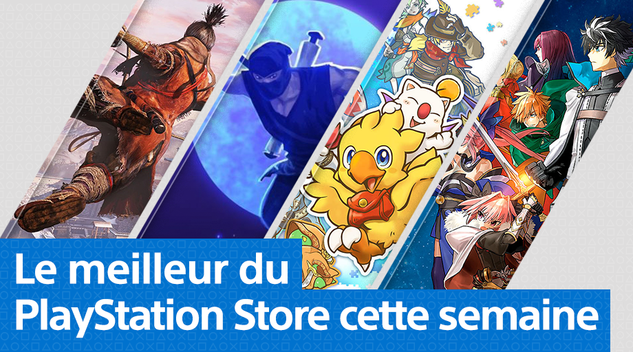 PlayStation Store : la mise à jour du 18 mars 2019 blog gaming