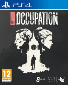 jaquette the occupation ps4 test avis blog gaming