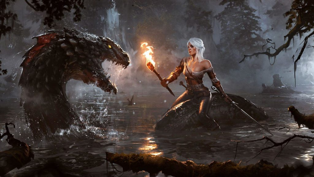 Test/Avis : L'Ascension de The Witcher, Un Nouveau Roi du RPG ouvrage CD Project RED blog gaming lageekroom