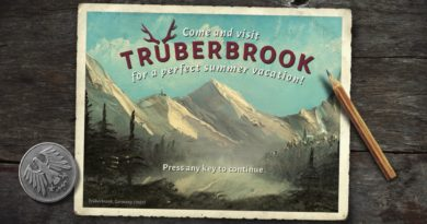 TEST : Trüberbrook, un Point and click made in Germany aux graphismes atypiques