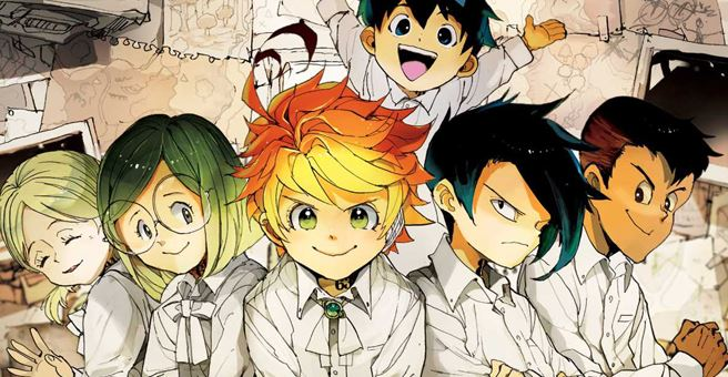 Avis Manga Kazé : The Promised Neverland - Tome 9, le plein de révélations ! blog manga lageekroom