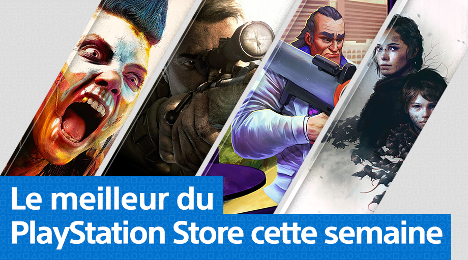 PlayStation Store : la mise à jour du 13 mai 2019 blog jeux video