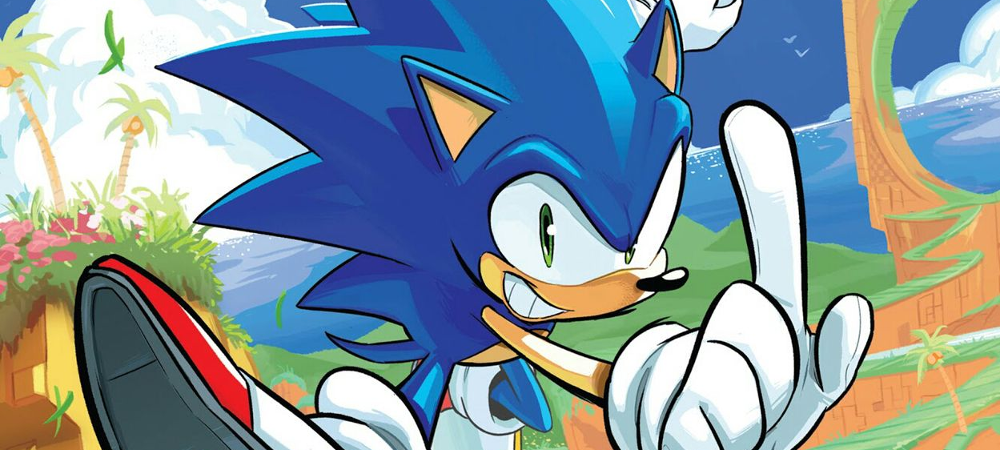 Avis Bande dessinée : Sonic The Hedgehog Tome 1 et Tome 2 chez Mana Books blog jeux video BD