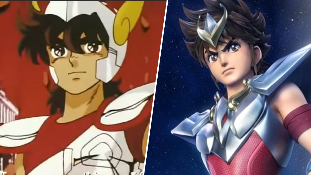 Avis Anime Netflix : Saint Seiya, la douche froide ? blog serie jeux video lageekroom