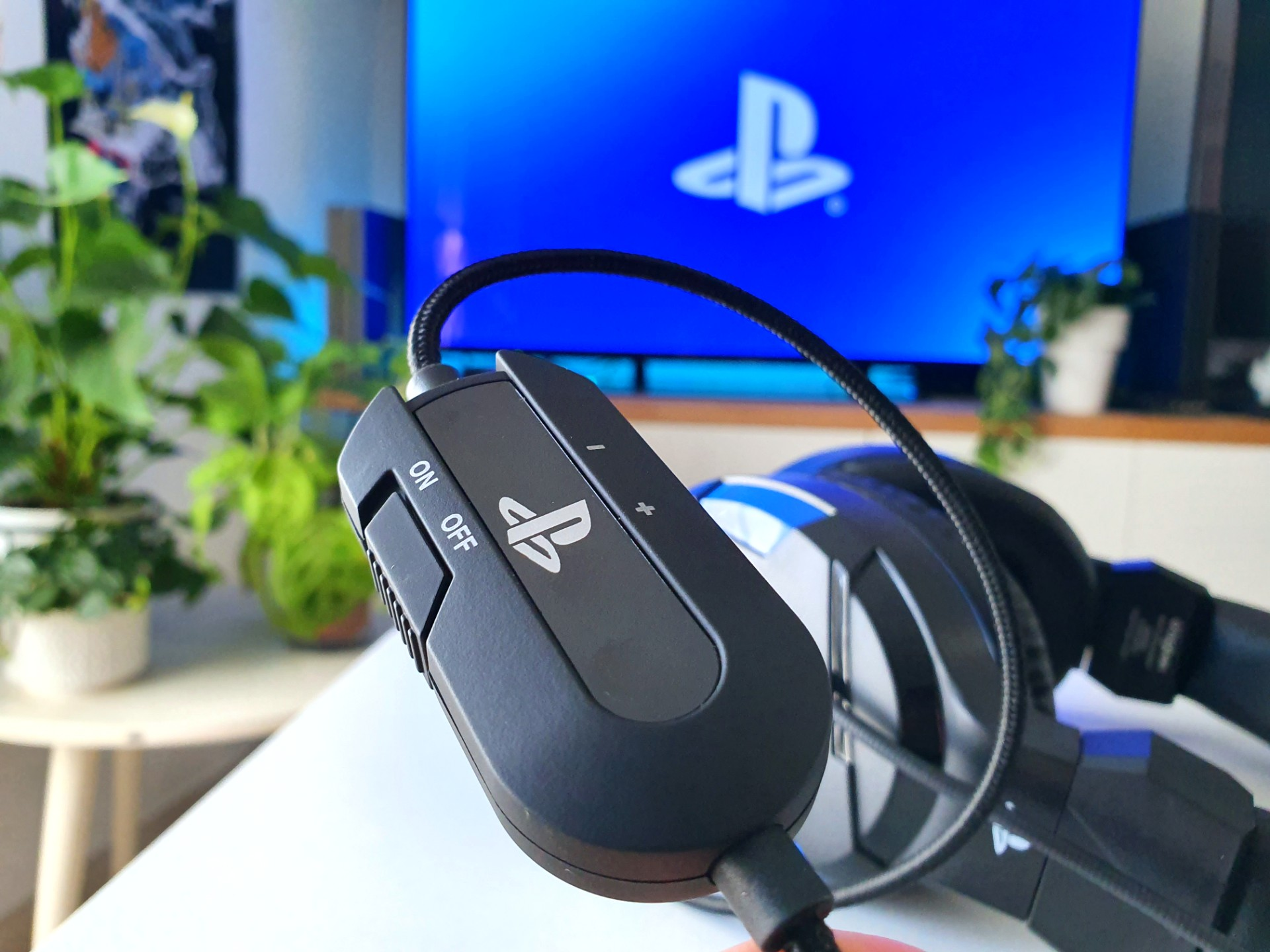 Avis - Casque Gaming officiel PS4 Bigben V3 blog jeux video matériel lageekroom