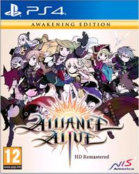 TEST : The Alliance Alive HD Remastered débarque sur Switch et PS4