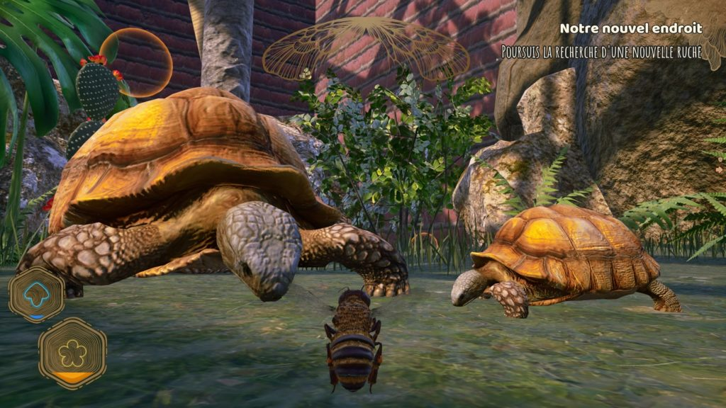 TEST : Bee Simulator blog jeux video gaming Nintendo Switch PS4 lageekroom