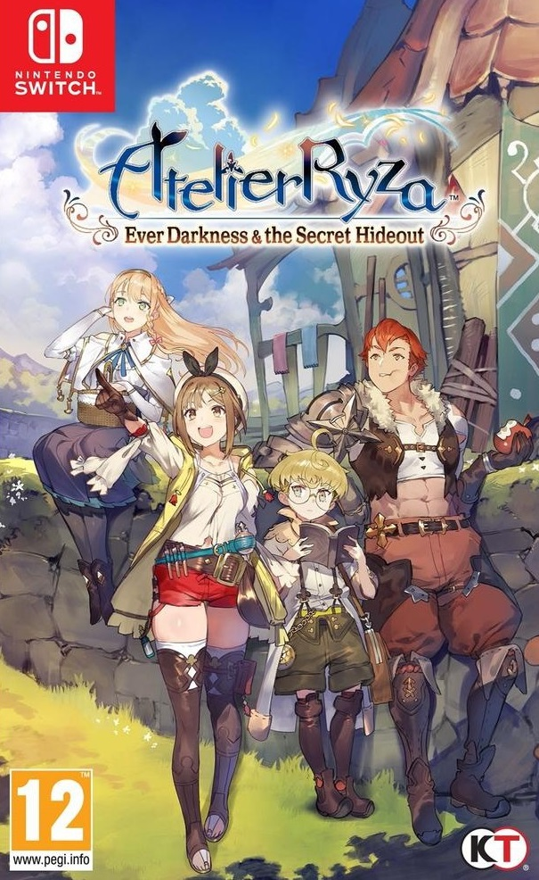 TEST : Atelier Ryza : Ever Darkness & The Secret Hideout