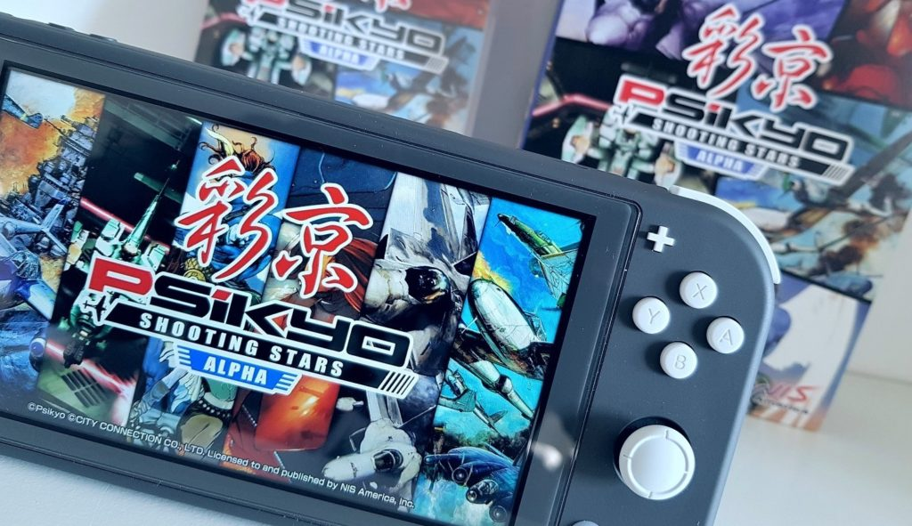 TEST : Psikyo Shooting Stars ALPHA, les Shmup en force sur Switch