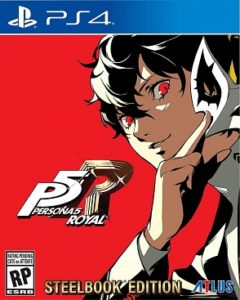 TEST Persona 5 Royal J-RPG PS4 blog jeux video lageekroom Atlus