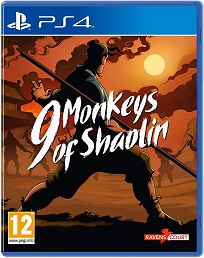 TEST : 9 Monkeys of Shaolin blog jeux video gaming lageekroom