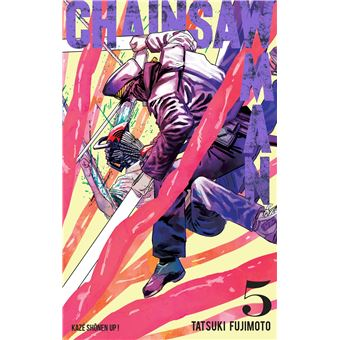 Avis Manga Kazé : Chainsaw Man – Tome 5 blog manga lageekroom