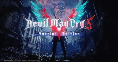 TEST PlayStation 5 / Xbox Series X : Devil May Cry 5 Special Edition