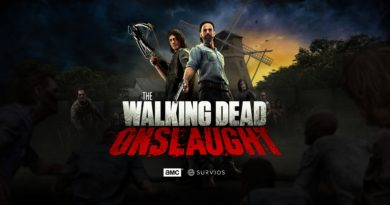 TEST PlayStation VR : The Walking Dead Onslaught