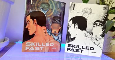 Avis Manga Editions H2T : Skilled Fast – Tome 1