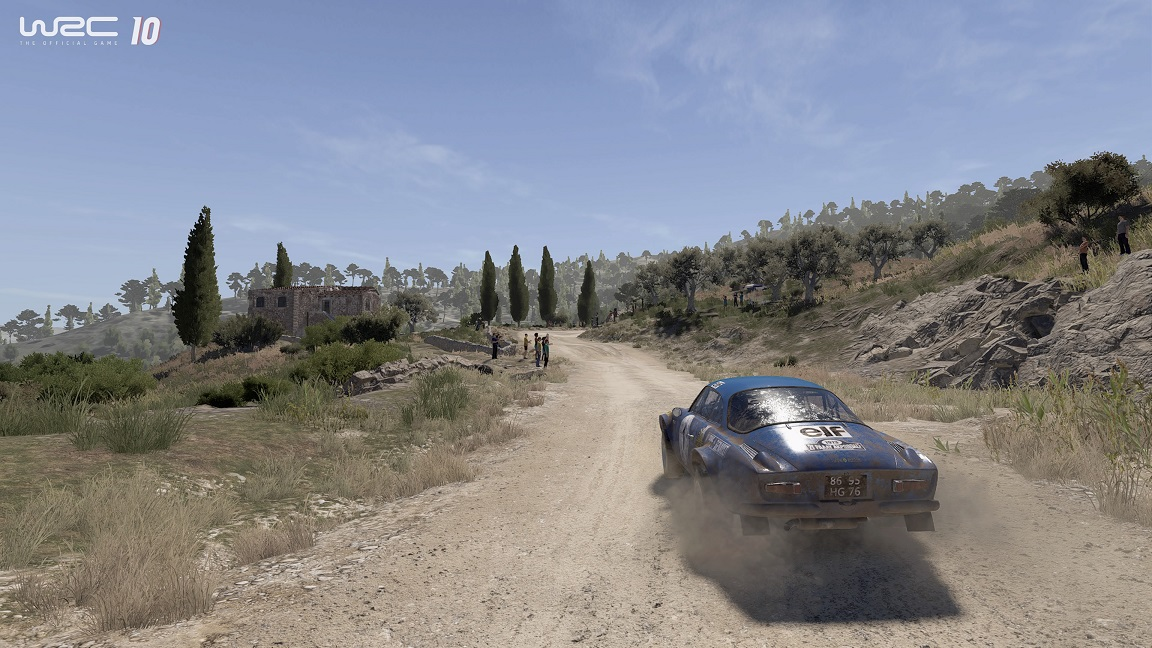 test avis critique review WRC 10 PS5 blog gaming lageekroom
